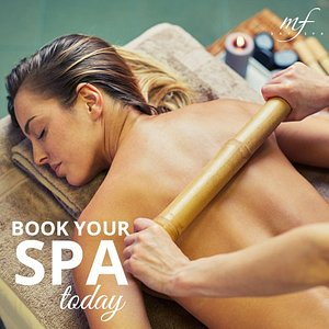 Book your Spa