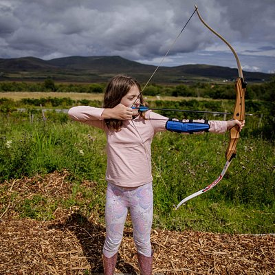 Target Archery with a professional instructor on Skye