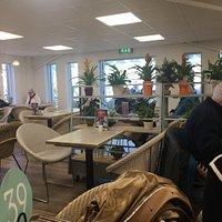 The Garden Restaurant at Worthing Ferring Garden Centre