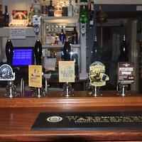The Boars Head bar