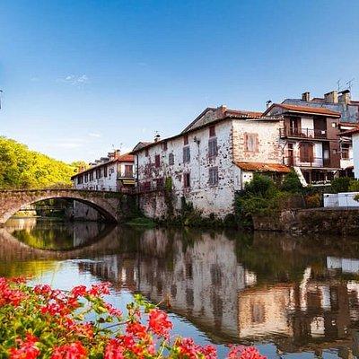 El Camino de Santiago Francés comienza en la ciudad francesa de St Jean Pied de Port, en el País