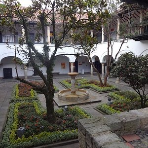 Museo de Arte del Banco de la Republica