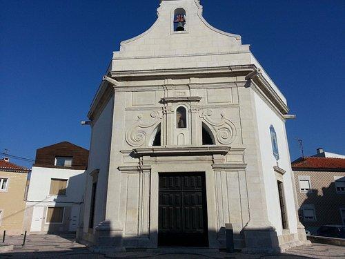 Frente da Capela
