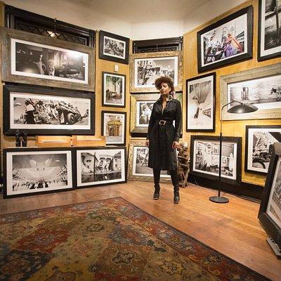 Cecelia Fernandes, Artist, Gallery curator and Creative Director