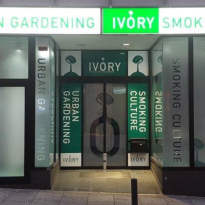 Das ist der Ivory Headshop & Growshop in Stuttgart