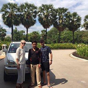 Samnang Taxi Tours