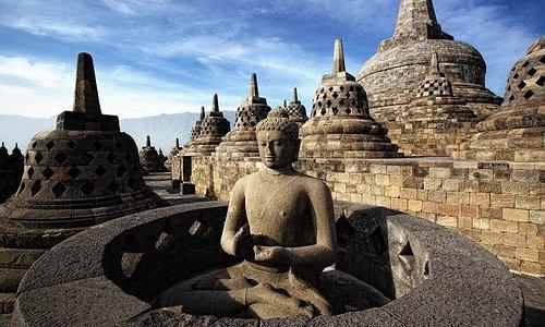 Borobudur and Prambanan Temples' Admission Tickets