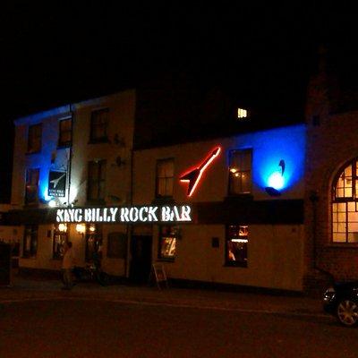 King Biily Rock Bar
