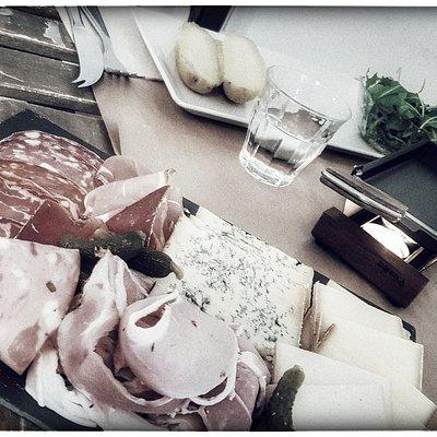 Comptoir des fromages à Toulon centre ville