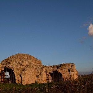 Il tempietto di San Miserino, strutttura paleocristiana sita tra Sandonaci e Mesagne