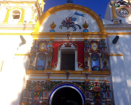 Iglesia Santiago Apóstol noviembre 2017