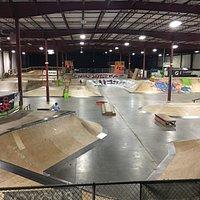 Ollie's Indoor Skatepark