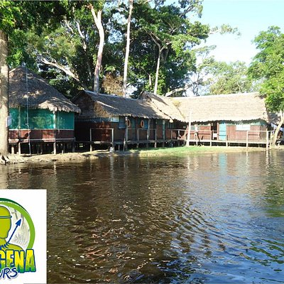 the ecolodge