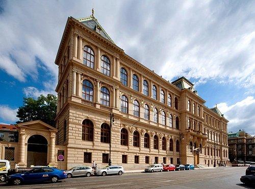 Museum of Decorative Arts in Prague