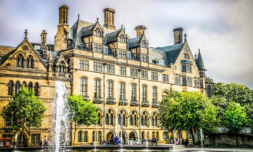 Beautiful Bradford City Hall
