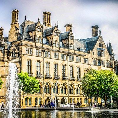 Beautiful Bradford City Hall