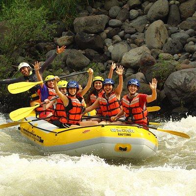 Descenso en río en el Río Antigua, Jalcomulco, Ver.