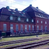 Odense, the Old Station