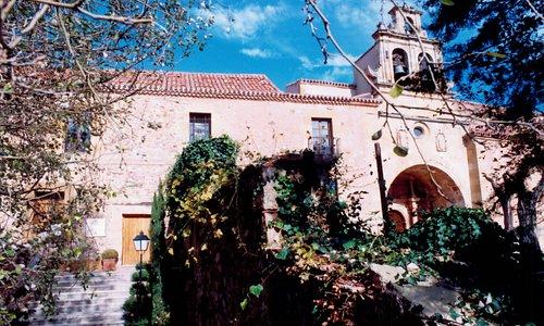 El Convento de la Merced de Soria, con lo que fue su iglesia y es hoy salón de actos