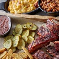 Yummy rib tips
