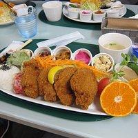 fried pork set