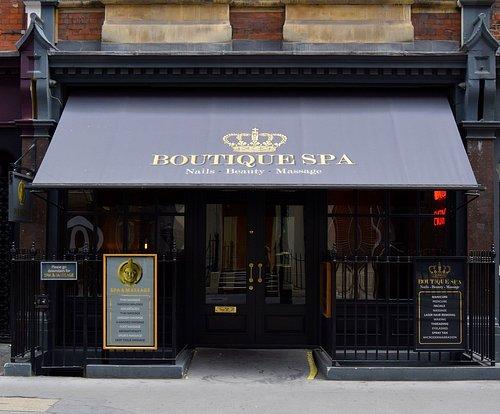 Fitzrovia entrance