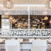 Stylish and contemporary restaurant