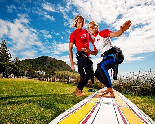 Surf Lessons Mount Maunganui