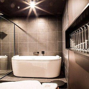 single spa room