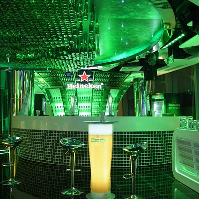 Highest Heineken World Bar in the world