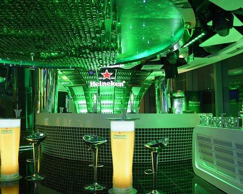 Highest Heineken World Bar in the world