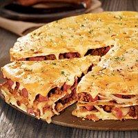 Debonairs Tripple Decker Pizza