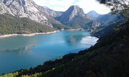 Foto s van het meer