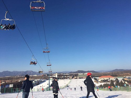 南山滑雪場