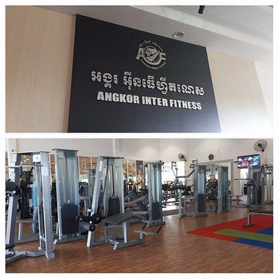 Angkor Inter Fitness (Photo by Kathleen Crisostomo)