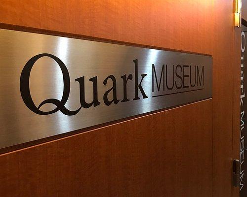 Quark Museum エントランス
