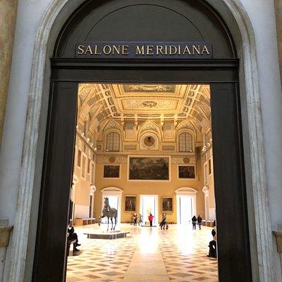 Biblioteca del Museo Archeologico Nazionale