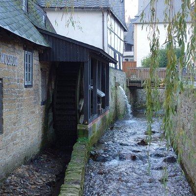 Wassermühle / Lohmühle