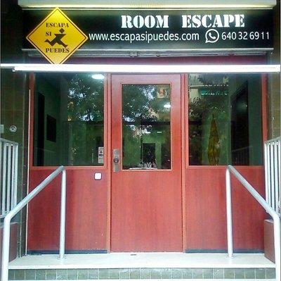 Nuevo local de Escapa si Puedes, mas grande, mejor acondicionado y con nuevos retos!