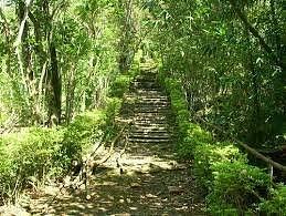 Fatima Hill is a lenten destination where devotees do the via crucis (way of the cross).