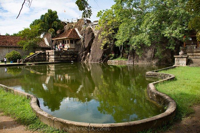 Isurumuniya Temple