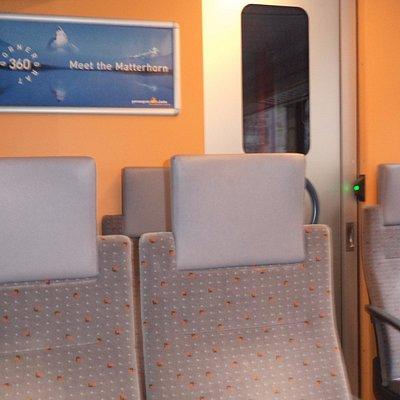 Замечательные железные дороги Швейцарии!