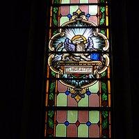 Paróquia da Assunção de Nossa Senhora - vitral
