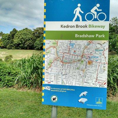 A wonderful Brisbane green space
