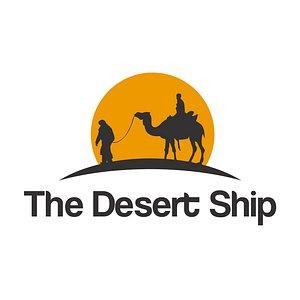 The Desert Ship Camel Safari in Jaisalmer - Logo