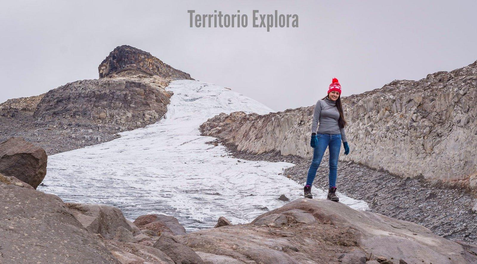 Encontraremos a 3 horas de la ciudad de Pereira el Nevado Santa Isabel!