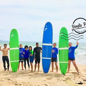 Surfing Nha Trang at Bai Dai beach!