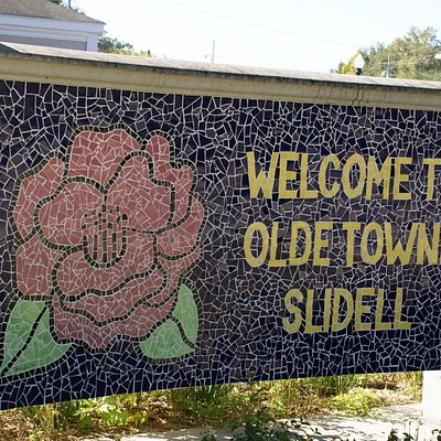 Welcome to Olde Towne Slidell!