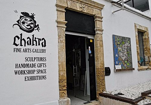 A unique Art Gallery in the heart of Paphos Old Town which is home to an eclectic mix of unique