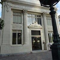 Exterior of First Zion Bank South Eagle Emporium
